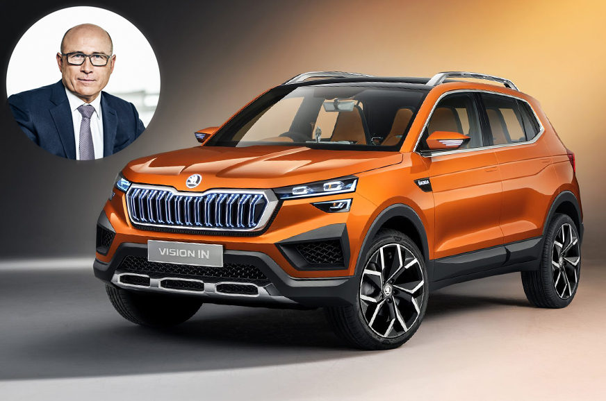 Skoda aims for 95 percent localisation of India 2.0 models