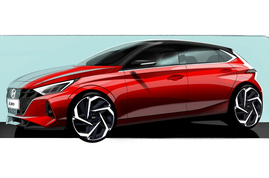 Next-gen Hyundai i20 teased ahead of Geneva unveil