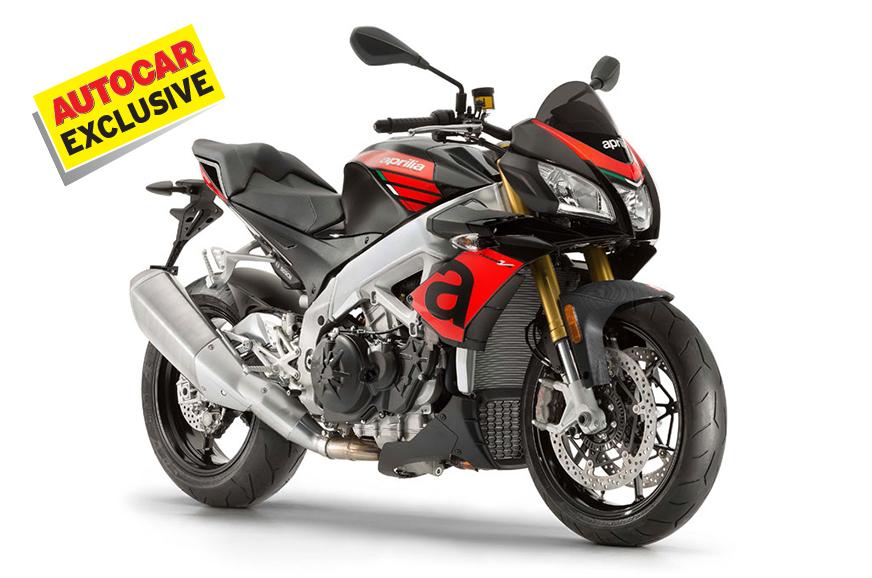 Aprilia Tuono 1100 RR priced at Rs 17.96 lakh