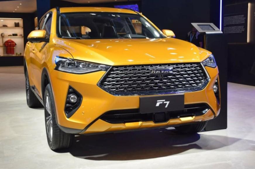 Haval's F7 SUV previews Tucson rival