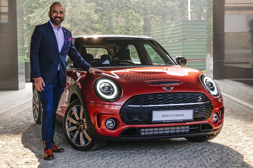 Mini Clubman Indian Summer Red Edition launched at Rs 44.90 lakh