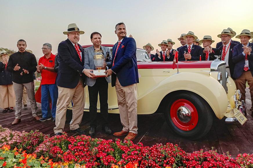 21 Gun Salute Vintage Car Rally celebrates India's motoring heritage