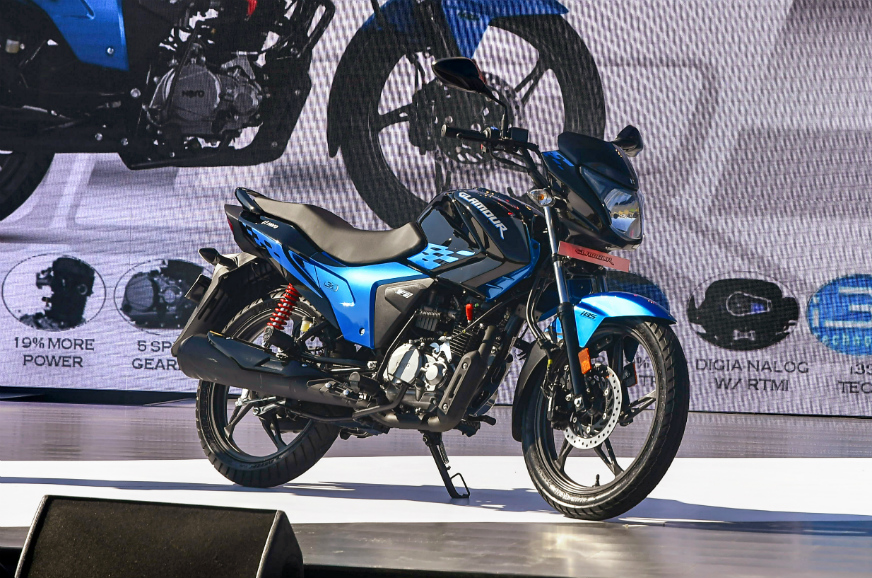 5-speed Hero Glamour 125 launched at Rs 68,900
