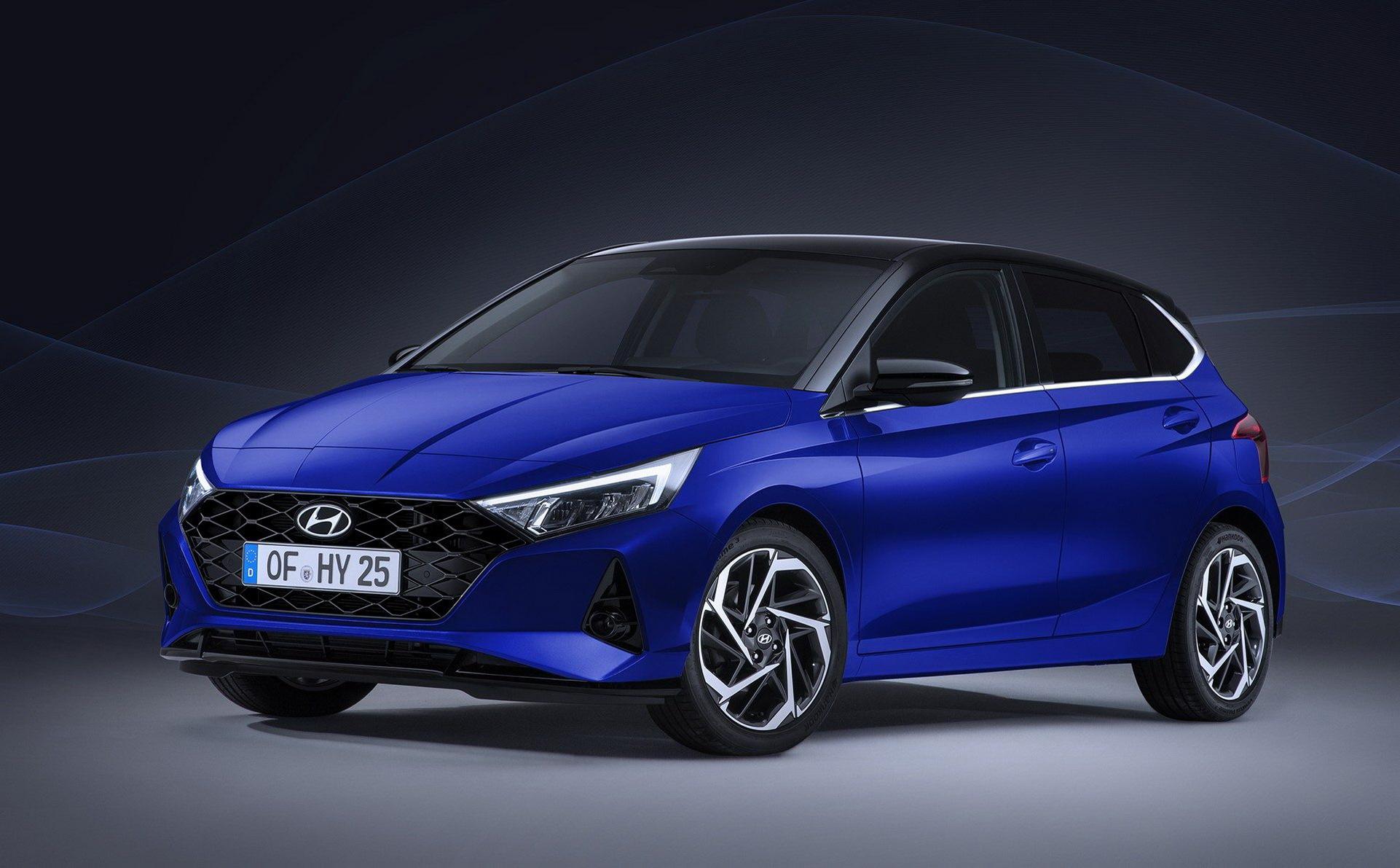 2020 Hyundai i20 leaked ahead of Geneva debut