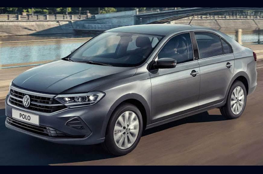 All-new Volkswagen Polo sedan revealed