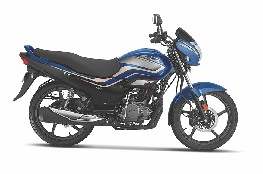 BS6 Hero Super Splendor launched at Rs 67,300