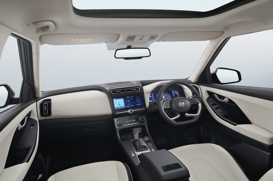 Hyundai Creta Bookings Open Gets Panoramic Sunroof 10 25 Inch Screen And More Autocar India