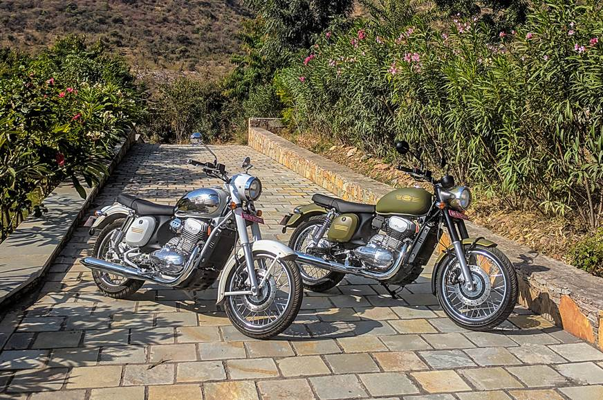 BS6 Jawa, Jawa Forty Two launched from Rs 1.60 lakh