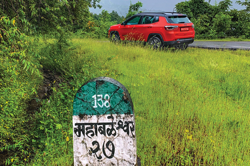 Jeep Compass Trailhawk long term review, second report