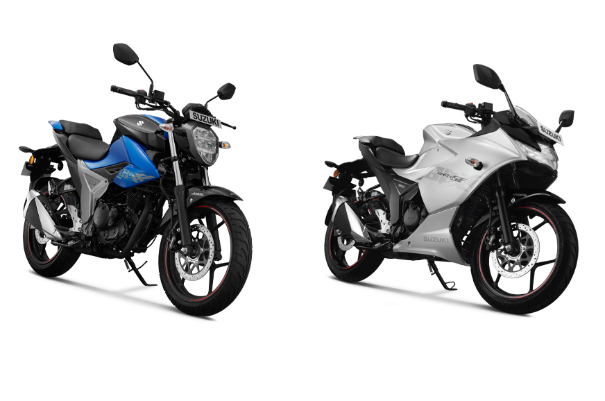BS6 Suzuki Gixxer range launched starting at Rs 1.12 lakh