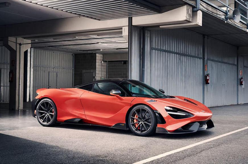 Track-focused McLaren 765LT revealed