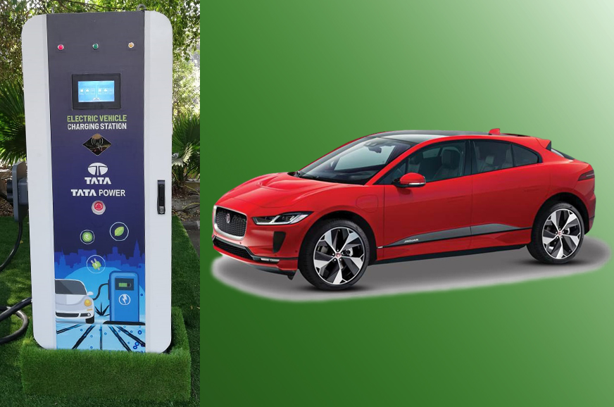 Jaguar Land Rover partners with Tata Power for EV charging infrastructure
