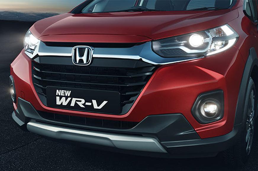 Honda WR-V facelift bookings open