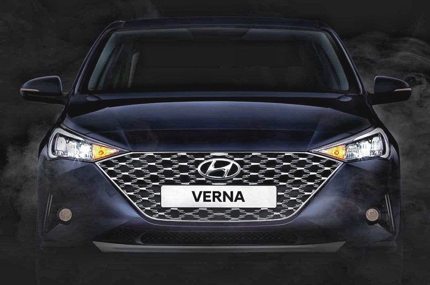 2020 Hyundai Verna facelift previewed ahead of launch