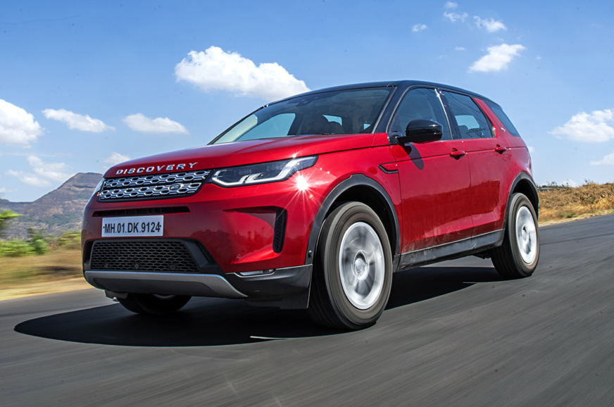 Land Rover Discovery Sport facelift BS6 review, test drive