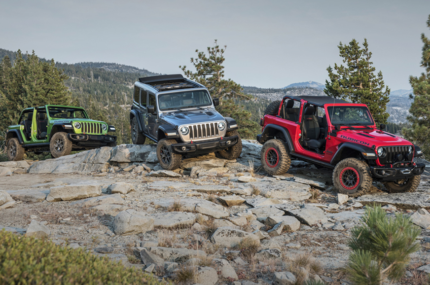 Jeep Wrangler Rubicon second-batch deliveries to begin around May 2020