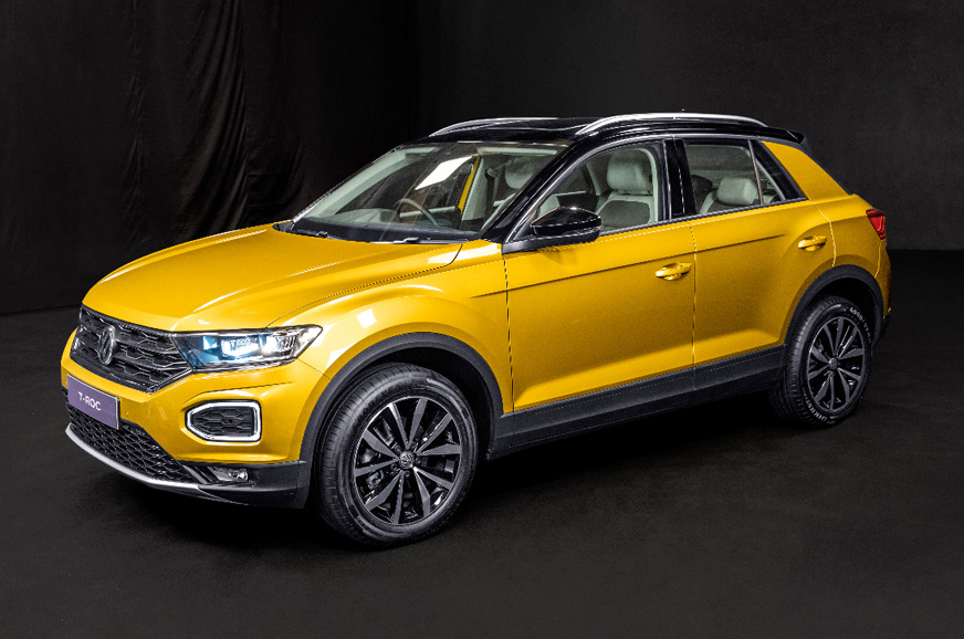 Volkswagen T-Roc launched at Rs 19.99 lakh