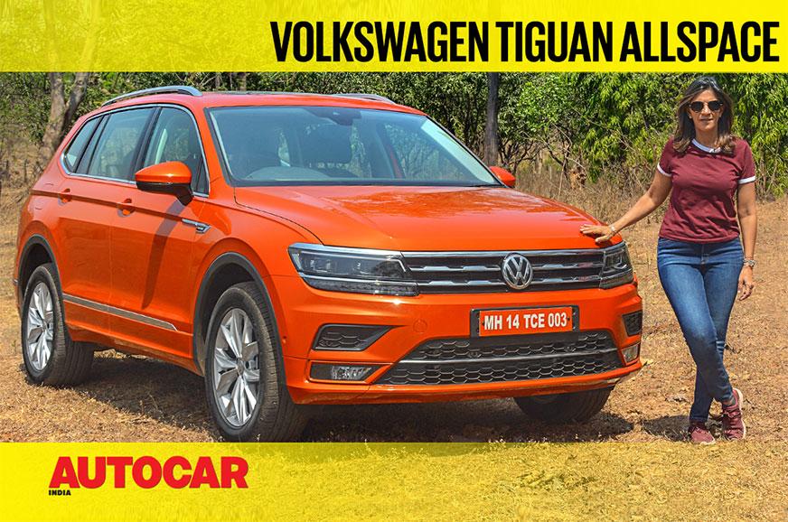 Volkswagen Tiguan Allspace video review