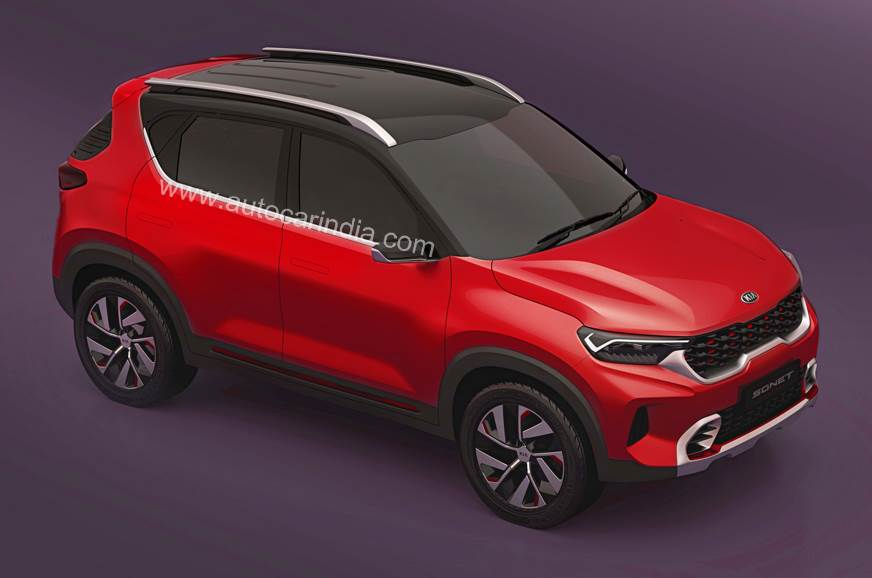 Kia Sonet World Premier To Take Place In August 2020 Autocar India