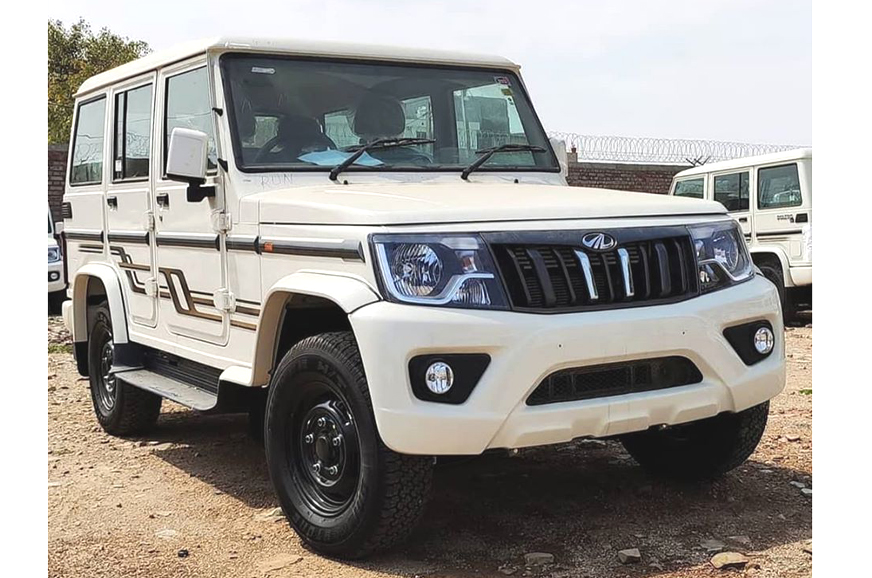 BS6 Mahindra Bolero facelift priced from Rs 7.98 lakh