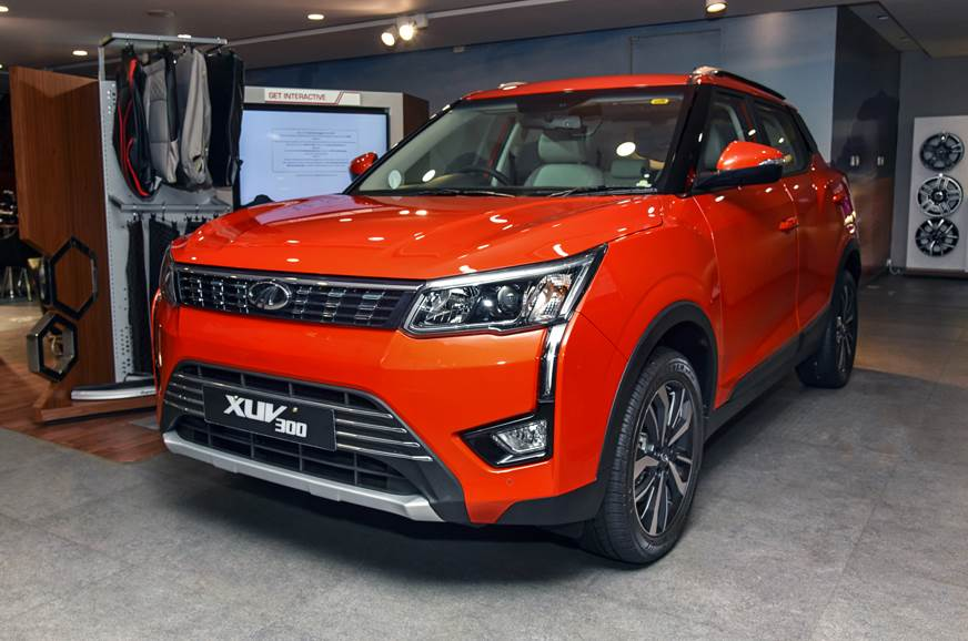 BS6 Mahindra XUV300 diesel priced from Rs 8.69 lakh