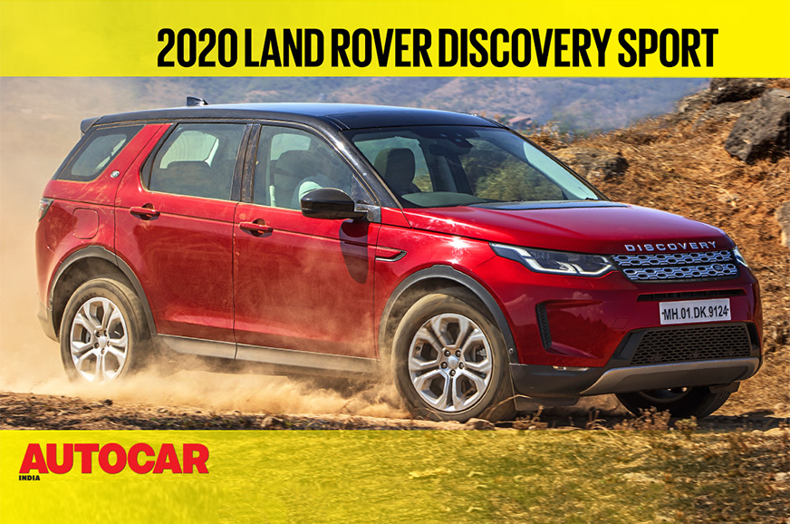 Land Rover Discovery Sport facelift video review