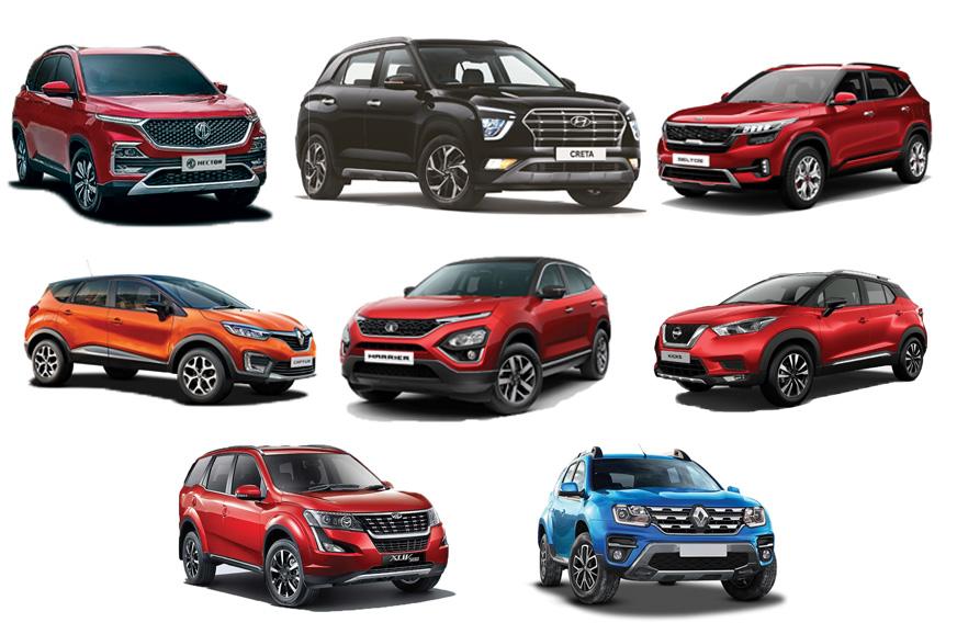 2020 Hyundai Creta vs rivals: Specifications comparison