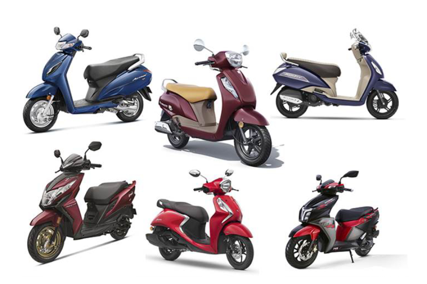 Bestselling scooters in February 2020: Activa retains top spot