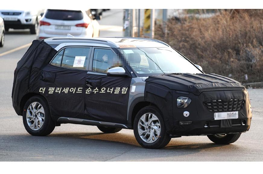 Seven-seat Hyundai Creta takes shape