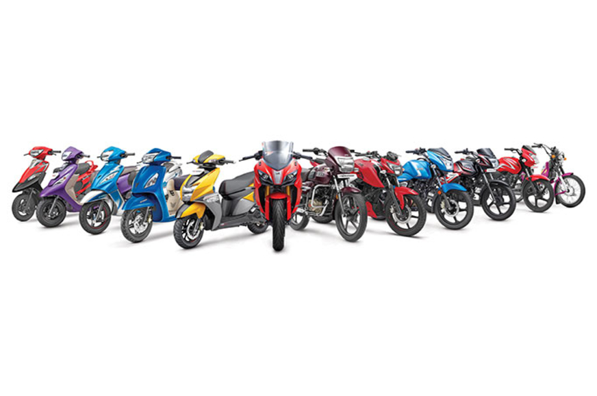 TVS offers Rs 11,000 discount on BS4 two-wheelers