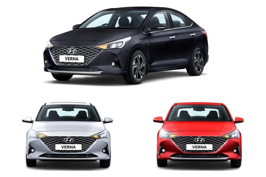 Hyundai Verna facelift price, variants explained