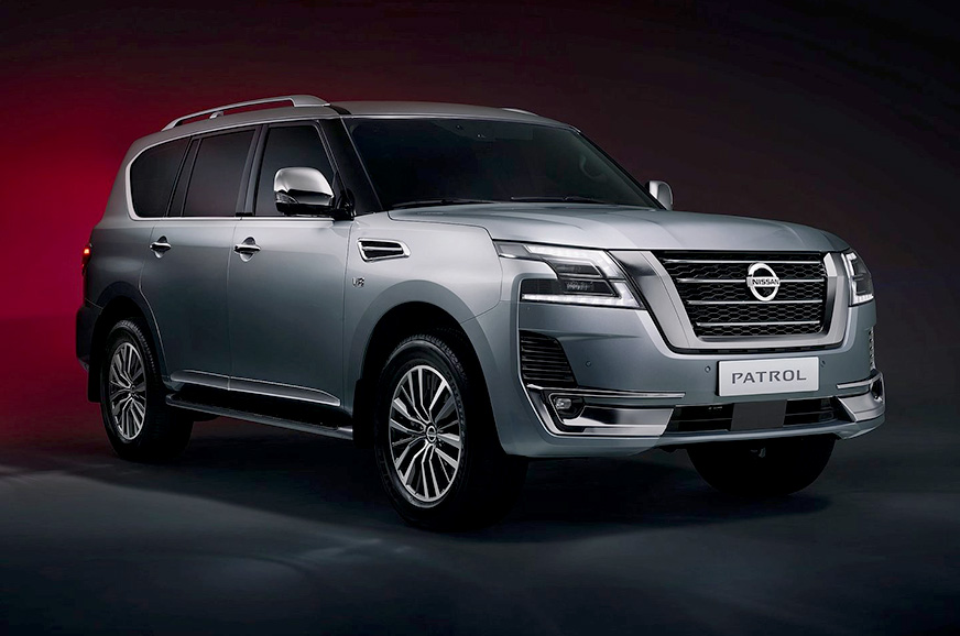 Nissan Patrol being evaluated for India launch