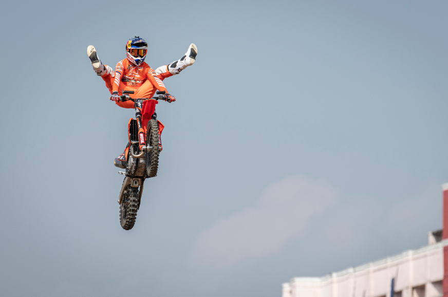 In conversation with Alexey Kolesnikov, Red Bull FMX athlete