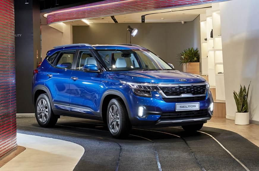 Kia Seltos sales cross 80,000 mark in India