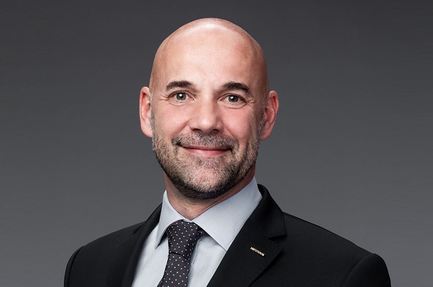 Nissan appoints Guillaume Cartier as senior VP and chairman for Africa, Middle East and India region