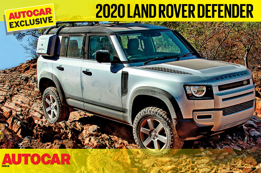 2020 Land Rover Defender video review