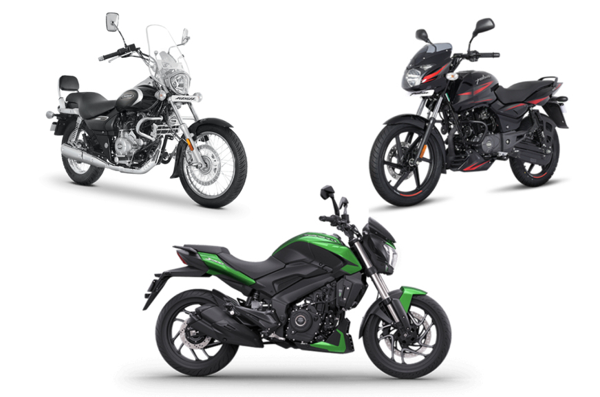 Bajaj BS6 bikes prices listed
