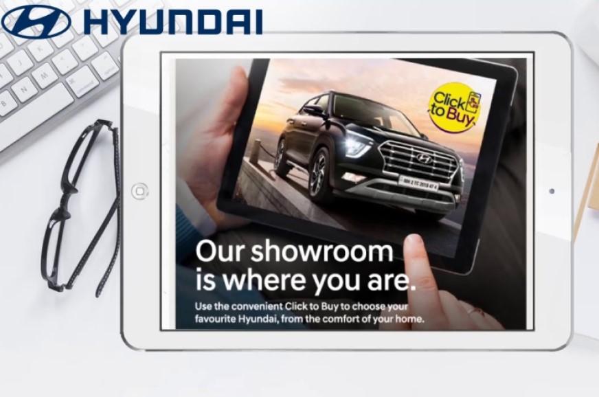 Hyundai 'Click to Buy' service now available pan-India - Autocar India