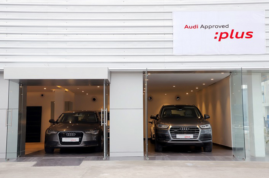 Audi India to push used car business