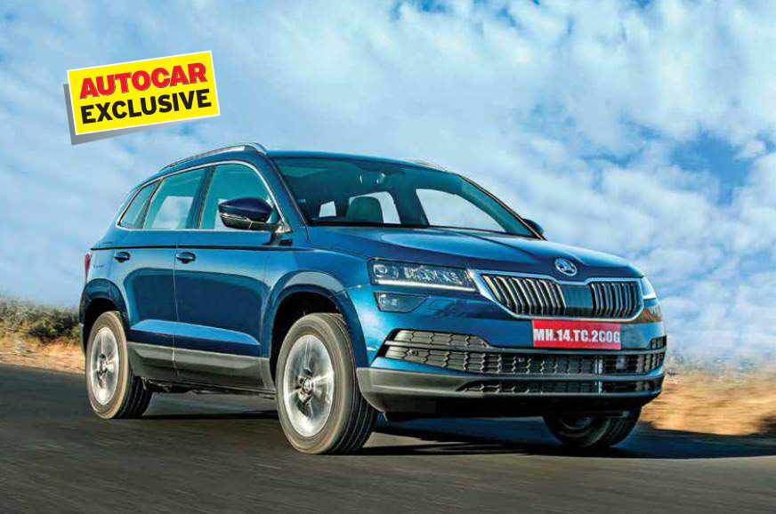 Skoda Karoq review, test drive