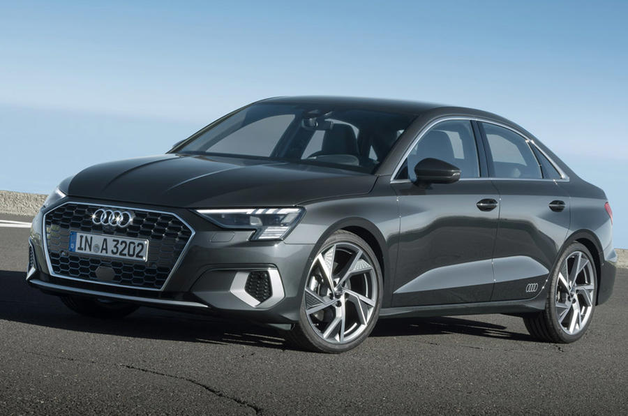 All-new Audi A3 sedan coming to India next year unveiled ...