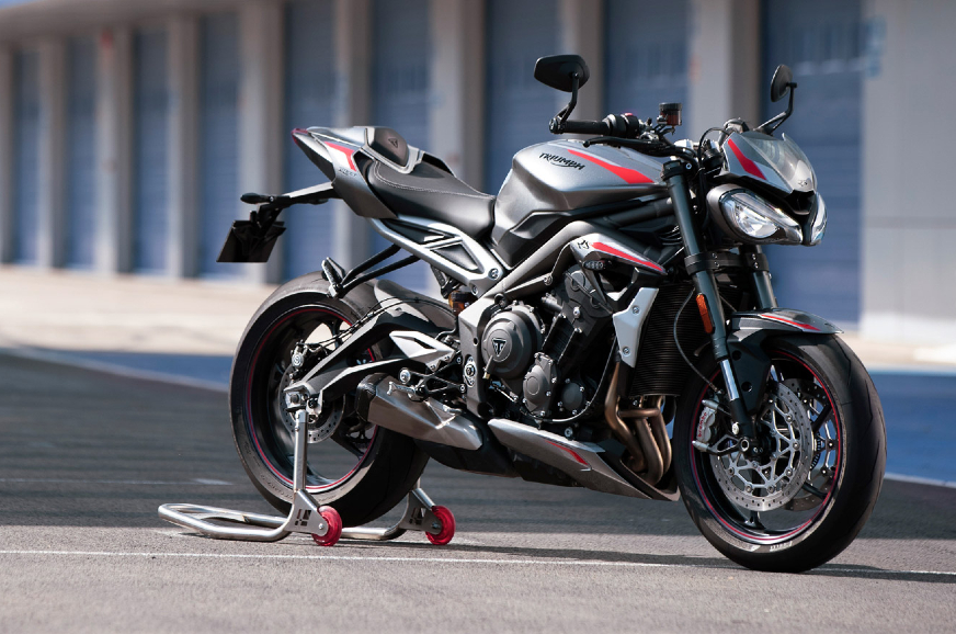 The most powerful Triumph Street Triple RS has landed