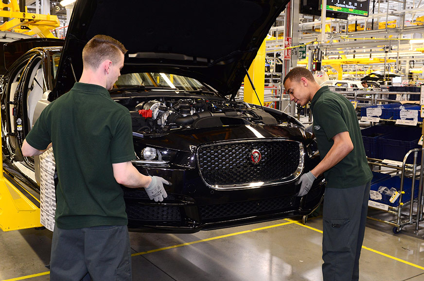 JLR likely to resume production in Europe from May 18