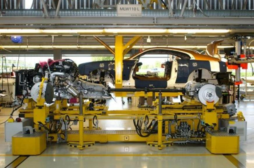 Rolls-Royce to resume production from May 4