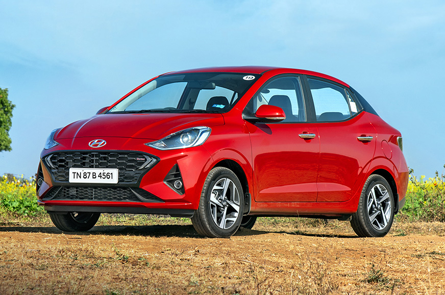 Hyundai Aura long term review, first report - Autocar India