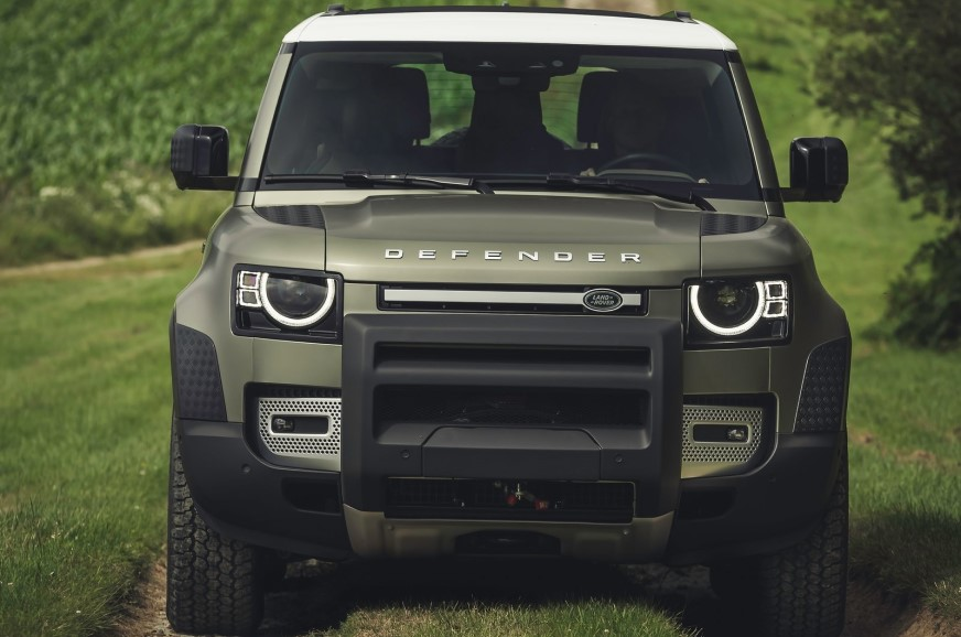 Land Rover Defender to get range-topping V8 model