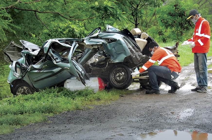 Over 600 road crashes recorded in India during lockdown
