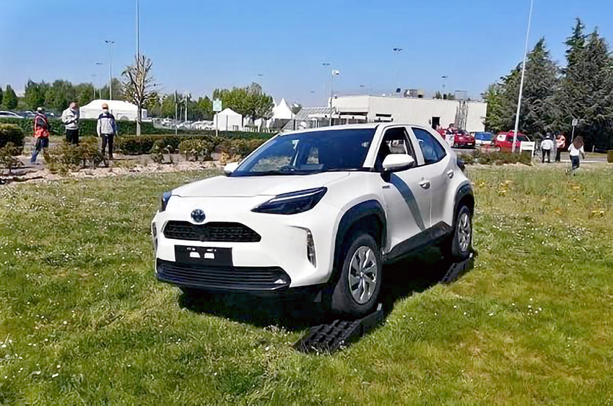 Toyota Yaris Cross likely to spawn entry-level Lexus SUV