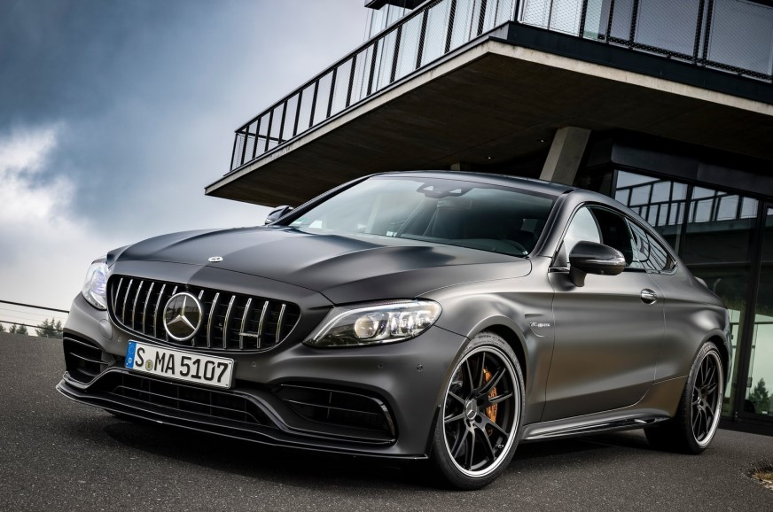 Mercedes-AMG C 63 Coupe, GT R launch on May 27