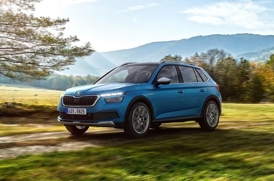 Skoda Kamiq Scoutline SUV revealed